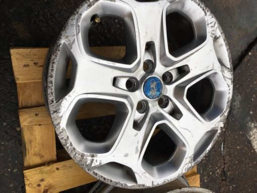 Ford alloys – diamond cut renew & refurbishment